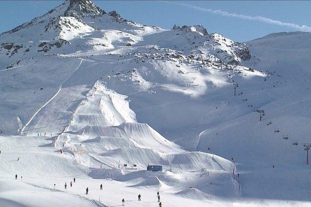 Rakúska TOP 10: Najväčšie lyžiarske strediská v Rakúsku