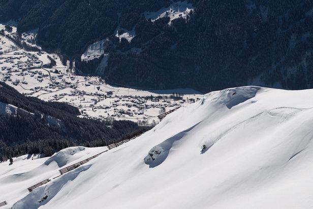 Montafon -  i skyggen av St Anton- ©Silvretta Montafon