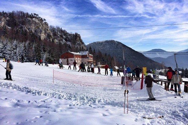 Sezónny skipas na Malinô Brdo od dnes v predpredaji za 199 eur! ©Ružomberok – Malino Brdô FB