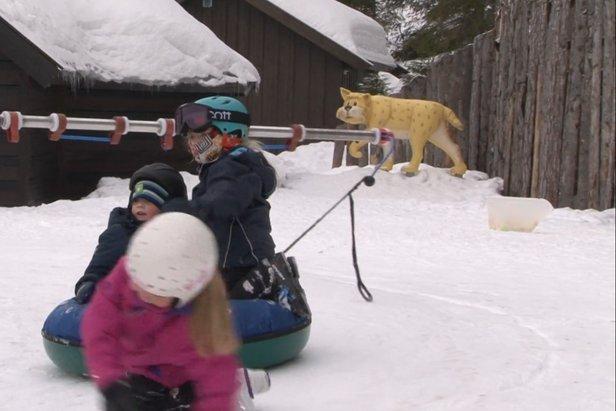 Skiguiden: Slik motiverer du barna til skiglede