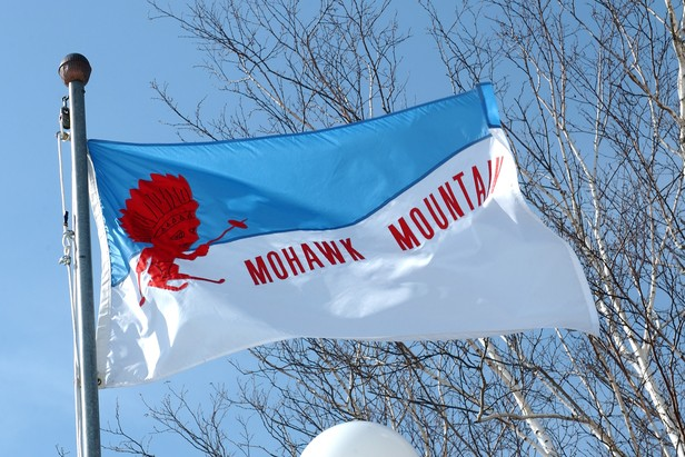 Mohawk Mountain flag