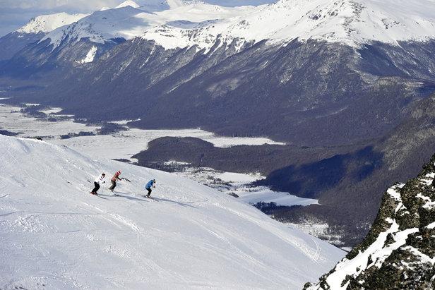 Amazing views at Cerro Castor, Argentina - ©cerrocastor.com