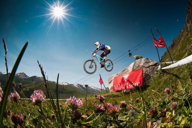 Bike Park de Val d'Isère/Tignes