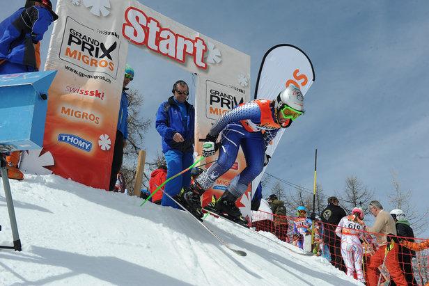 Grand Prix Migros 2014 à Nendaz