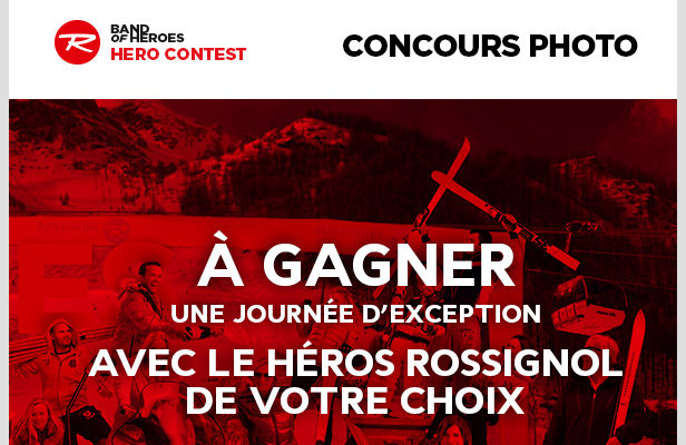 Jeu-Concours Photo Band Of Heroes
