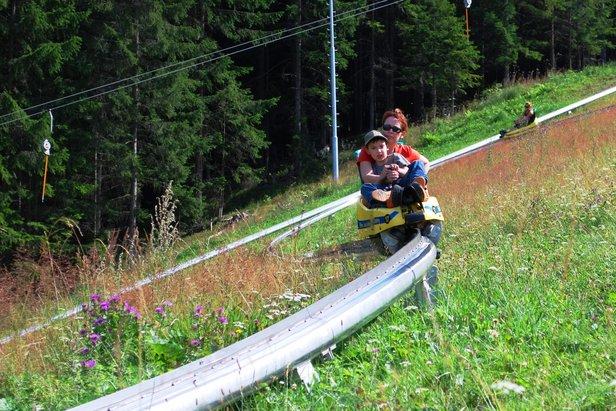 Horehronie a Liptov: Zábava pre celú rodinu aj adrenalínové výzvy- ©Pavčina Lehota - Žiarce