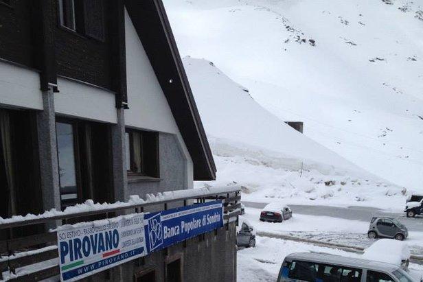 Super nevicata d'estate sulle Alpi ©Pirovano