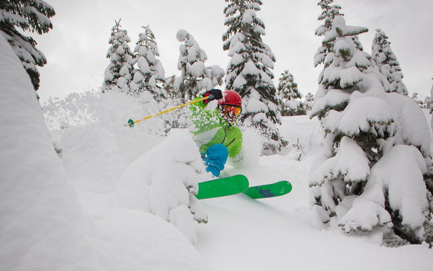 Squaw Passholders Stay In The Village For Just $99- ©Jeff Engerbretson