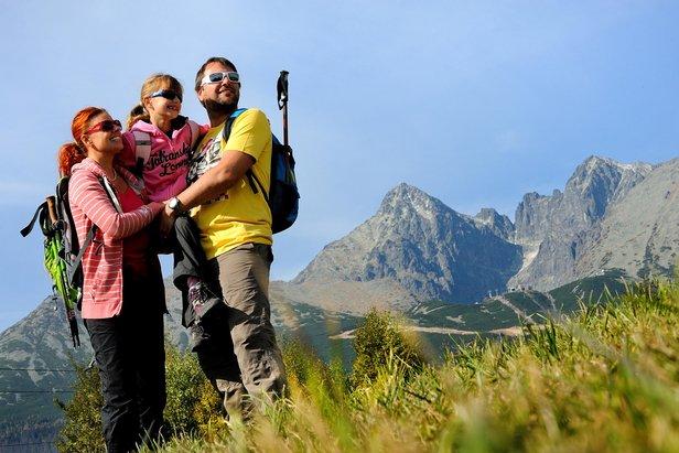 Turistika vo Vysokých Tatrách