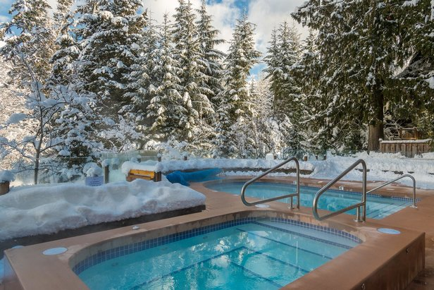 Luxury Lodges for Family Spring Skiing