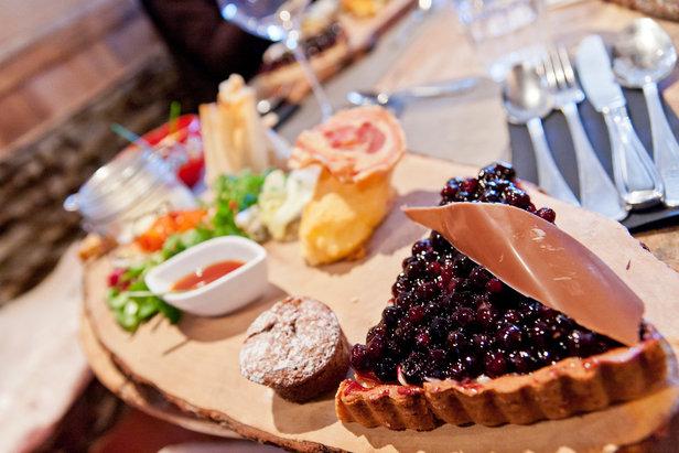 La bistronomie des neiges... à découvrir à Val Thorens - ©C.Cattin - OT Val Thorens