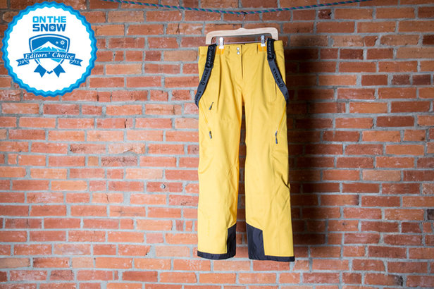 2015 Women's Ski Pants Editors' Choice: SCOTT Solute Pant- ©Liam Doran