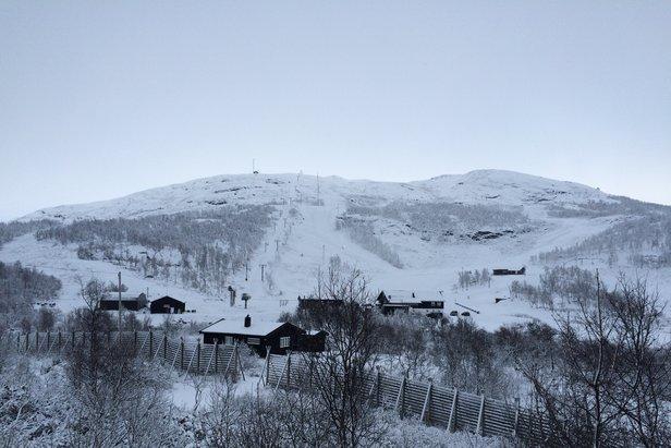 Sugen på å kjøre ski?- ©Magne Grihamar / tyinfilefjell.no