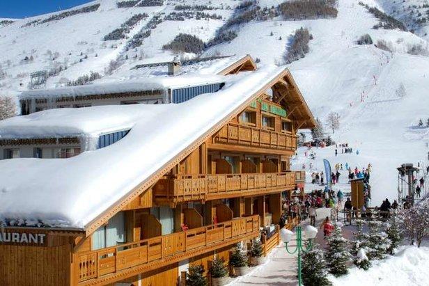Les 2 Alpes  - © Hôtel Les Mélèzes (Les 2 Alpes)