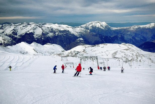 Post Office Report 2014: Prices plunge at leading ski resorts this winter- ©Les 2 Alpes