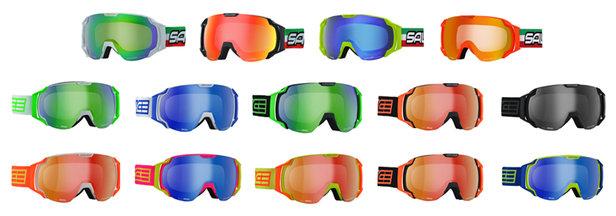Salice occhiali - Maschera 619  - © Salice