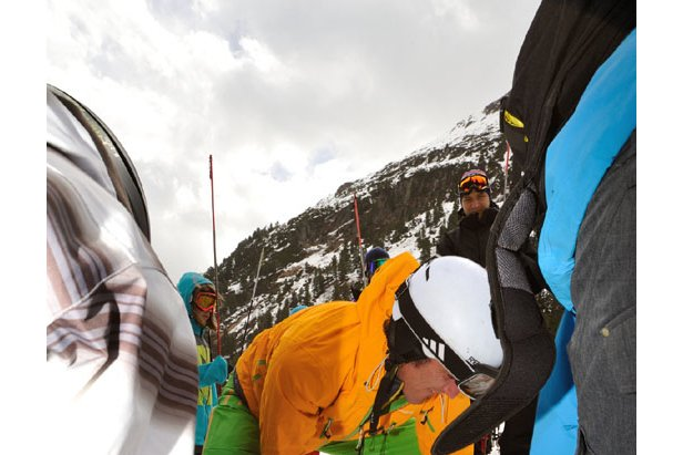 Dolina Stubai: śnieżna frajda poza szlakami- ©Tourismusverband Stubai Tirol