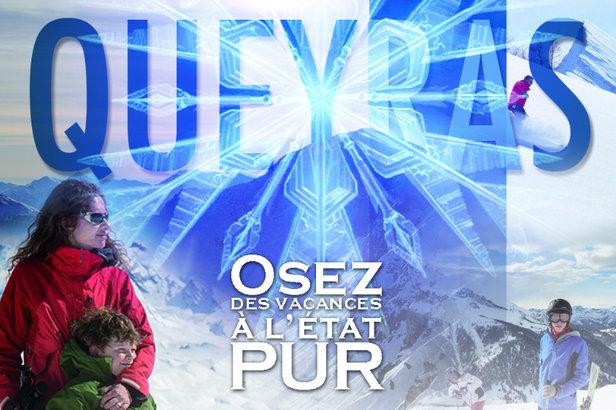 50% de réduction sur les forfaits de ski alpin sur l'ensemble des domaines skiables du Queyras