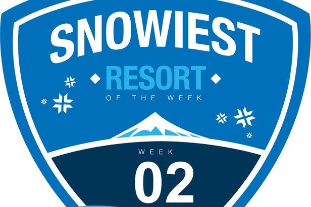 Wahl zum Snowiest Resort: Kalenderwoche 02