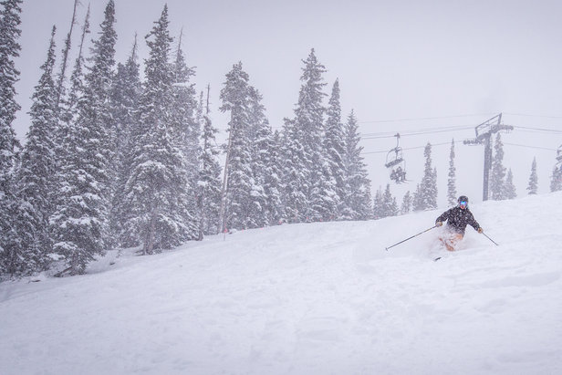 How Do Weather Models Work?- ©Carl Frey/Winter Park Resort