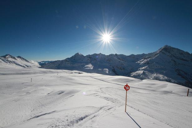 Aktuelle Bilder vom Neuschnee in den Alpen ©Skiinfo