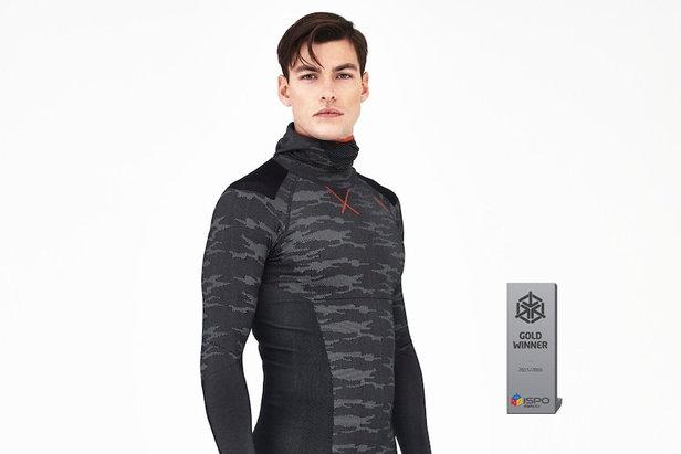 Les sous-vêtements Odlo Evolution Blackcomb décrochent un ISPO Adward
