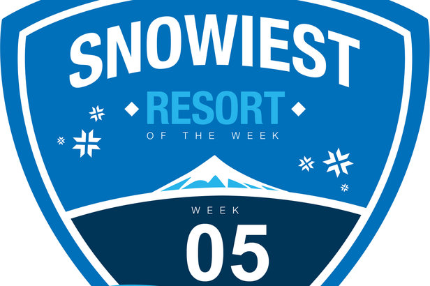Snowiest Resort of the Week 05