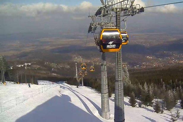 Szansa na rozbudowę ośrodka narciarskiego w Świeradowie Zdroju- ©FB SKI&SUN Świeradów