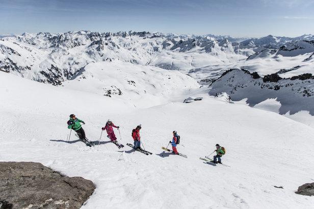 Die besten Freeride-Gebiete der Schweiz: Andermatt - Gemsstock- ©Christoph Jorda | www.christophjorda.com