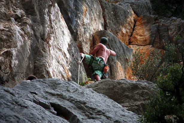 Klettern in Sardinien: Cala Gonone 2011 - ©bergleben.de