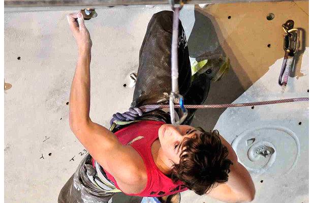 Ausdauertraining beim Klettern: So schafft ihr die Schlüsselstelle eures Projekts- ©Jorgos Megos