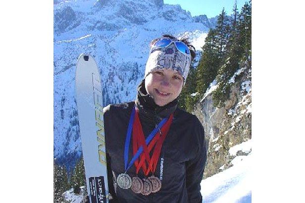 Interview mit Barbara Gruber (02/2006), Skibergsteigen- ©www.alpenverein.de