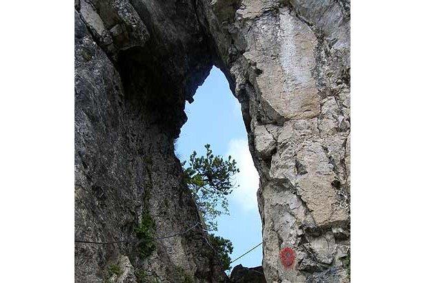 Klettersteigset Mammut : Klettersteigset mit seilbremse ᐅ grünstein klettersteig