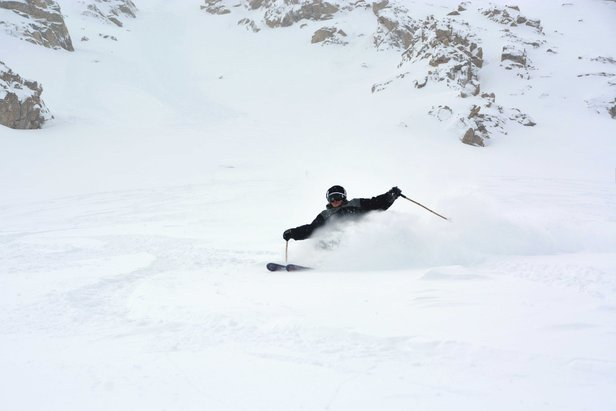 May Powder Means More Skiing at A-Basin- ©Natalie Oaks