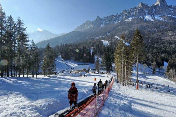ski Col de Marcieu