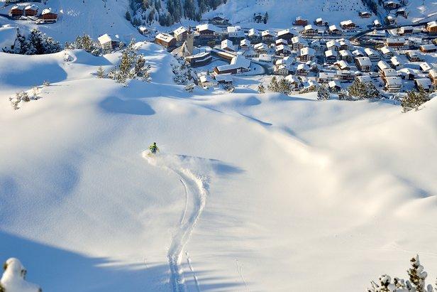 Austriackie TOP 10: największe ośrodki narciarskie Austrii- ©Lech Zürs Tourismus