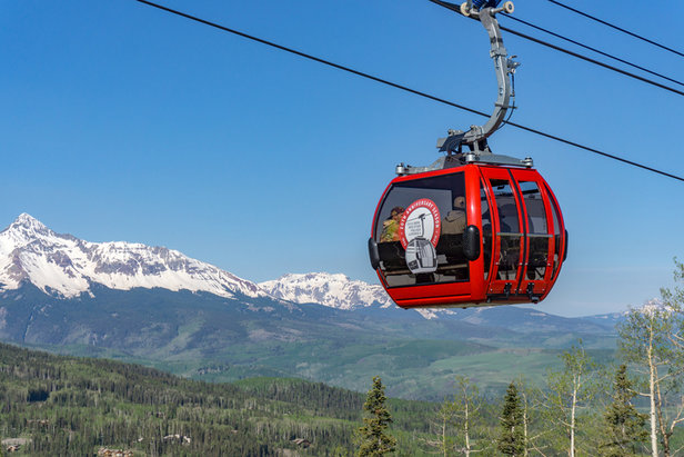 Mountain Village and Telluride to Celebrate 20th Anniversary of Gondola in 2016- ©Telluride Ski & Golf Resort