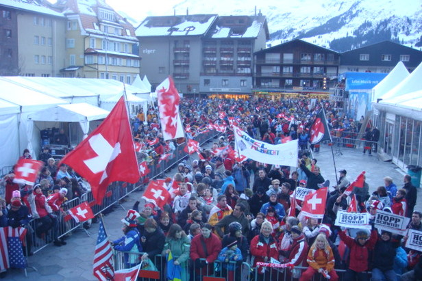 Top Resorts to Learn How to Ski: Wengen, Switzerland