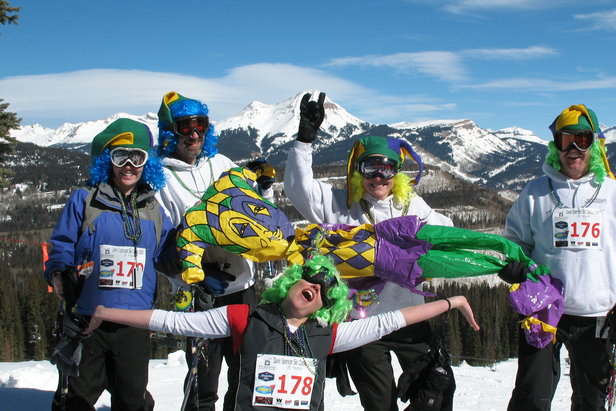 Spring Events Have Sprung at Ski Resorts in the SW- ©Durango Mountain Resort