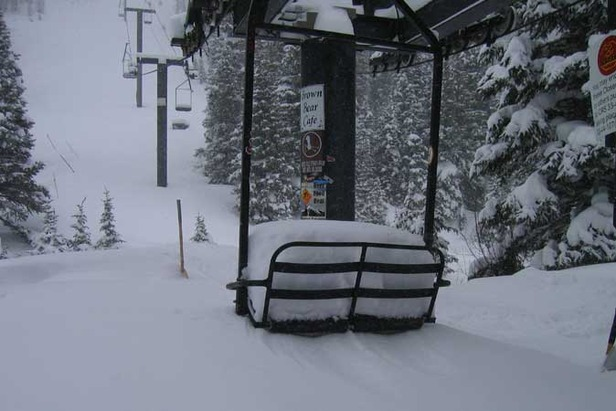 More Snow For 2009 As Ski Resorts Celebrate Healthy New Year