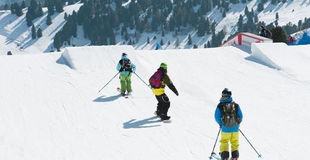 Rewoolution Winter Raid 2012 - 2° tappa: Livigno