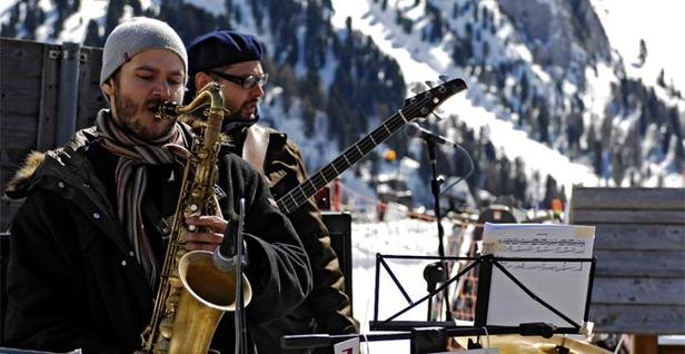 Sci e Musica insieme nel Dolomiti Ski Jazz