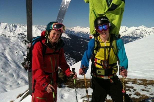 Zillertal i Østerrike 2012 - Hochfügen