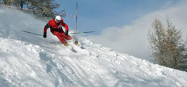 Val d'Allos Urge Ski Enduro