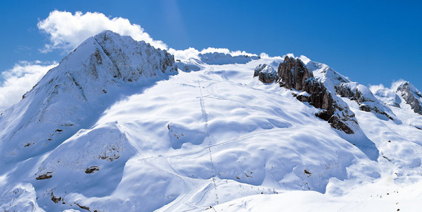 Marmolada, Dolomiti Superski