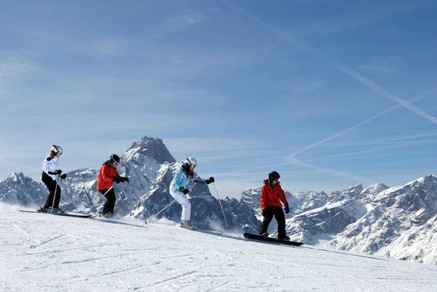 Impressionen aus den Sextner Dolomiten