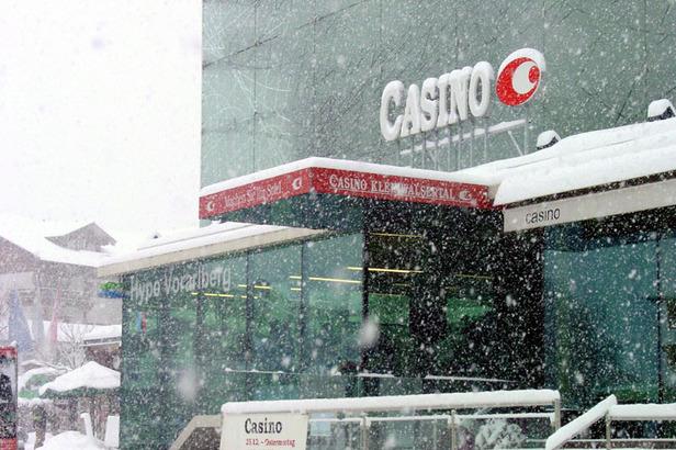 Casino Kleinwalsertal in Riezlern