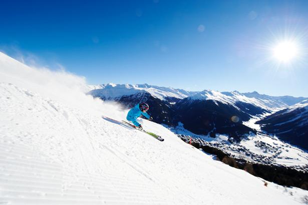 Ski Free at Davos Klosters