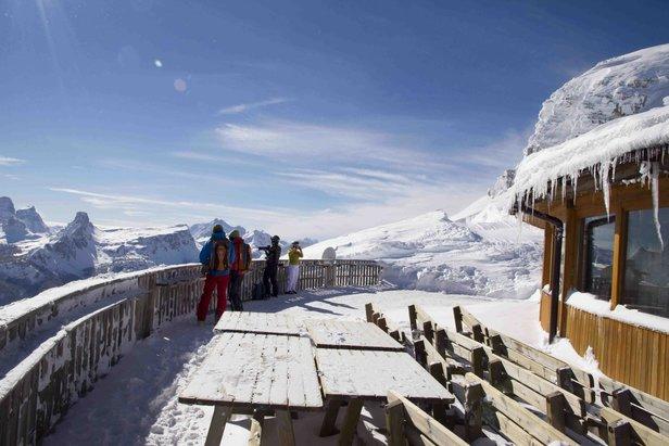 Cortina d'Ampezzo: al Baby Tofana Land si aspetta la Befana- ©Tofana - Freccia nel cielo Facebook