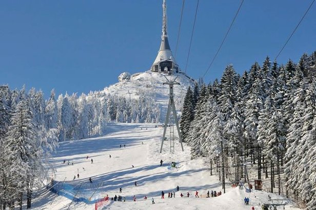 TMR se dohodlo na převzetí skiareálu Ještěd v Liberci ©facebook Ještěd
